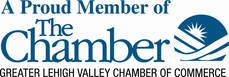 Lehigh Valley Chamber of Commerce Proud Member